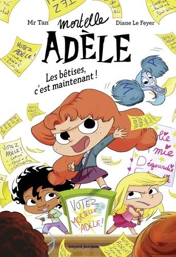 Roman Mortelle Adèle - 9791036329593 - 6,99 €