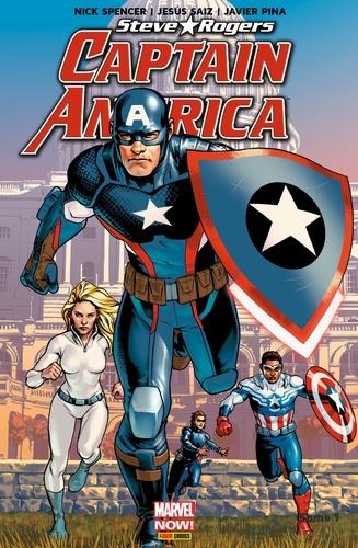 Captain America - 9782809472134 - 4,99 €