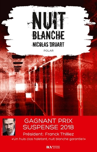 Nuit blanche - Format ePub - 9782819505488 - 4,99 €