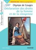 Déclaration des droits de la femme et de la citoyenne - 9782210772175 - 1,99 €