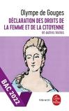Déclaration des droits de la femme et de la citoyenne - Format ePub - 9782253105916 - 1,99 €