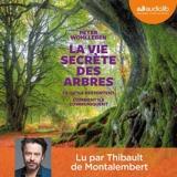 La vie secrète des arbres - Format Téléchargement Audio - 9782367625126 - 20,60 €