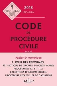 Code de procédure civile 2018, annoté - Pierre Callé, Laurent Dargent - Format ePub - 9782247174812 - 52,99 €