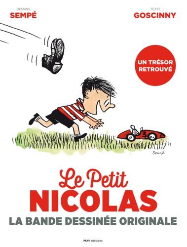 Le Petit Nicolas - La bande dessinée originale - 9782365901383 - 8,99 €