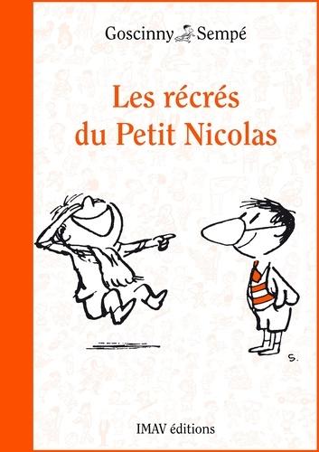 Les récrés du Petit Nicolas - 9782365901215 - 4,99 €