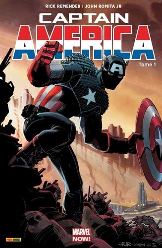 Captain America (2013) T01 - 9782809461763 - 4,99 €