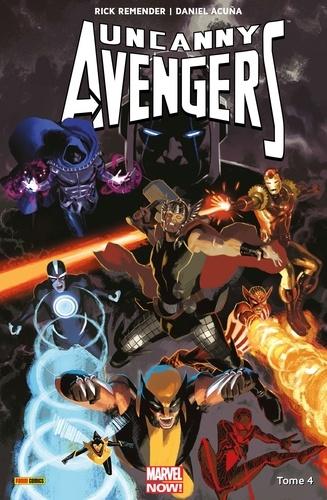 Uncanny Avengers (2013) T04 - 9782809462074 - 9,99 €