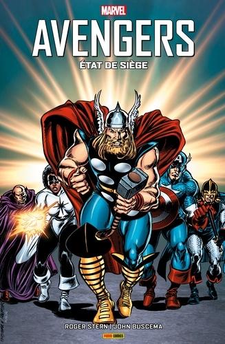 Avengers - 9782809490268 - 15,99 €