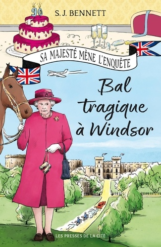 Bal tragique à Windsor - Format ePub - 9782258194977 - 9,99 €