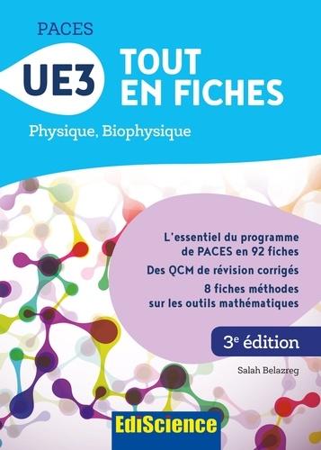 PACES UE3 Tout en fiches - Format PDF - 9782100783632 - 11,99 €