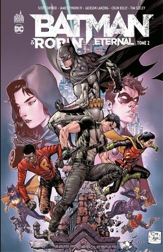 Batman & Robin Eternal - 9791026841463 - 14,99 €