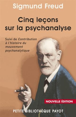 Cinq leçons sur la psychanalyse - Format ePub - 9782228909266 - 4,99 €