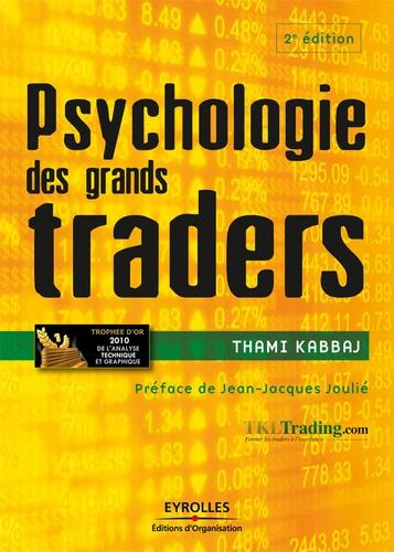 Psychologie des grands traders - 9782212164459 - 24,99 €