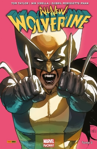 All-New Wolverine (2016)T03 - 9782809476545 - 13,99 €