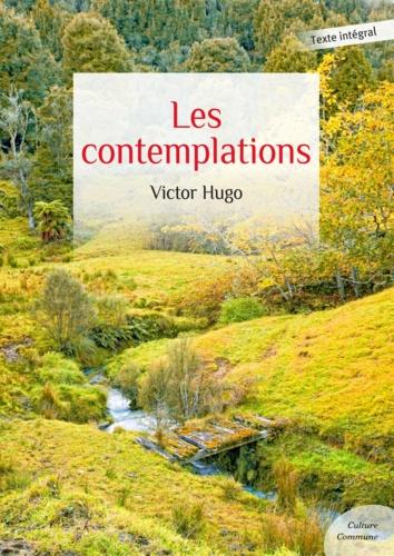 Les contemplations - 9782363074355 - 1,99 €