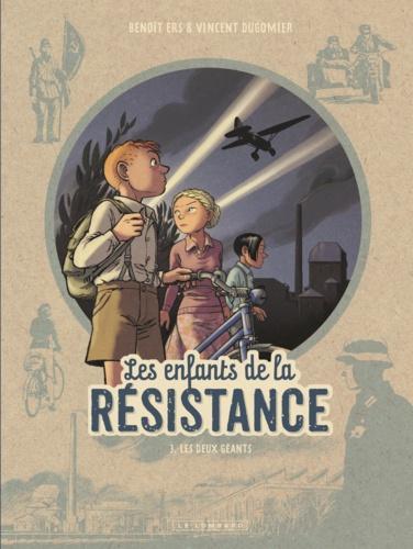 Les enfants de la Résistance Tome 3 - Les deux géants - 9782803654888 - 5,99 €