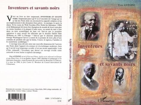 Inventeurs et savants noirs - Format PDF - 9782296363083 - 10,99 €