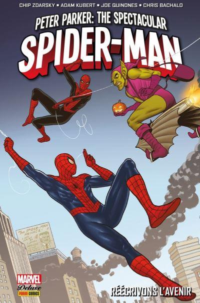 Peter Parker : The Spectacular Spider-Man (2017) T02 - Réécrivons l'avenir - 9782809492101 - 21,99 €