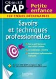 Fiches CAP Petite enfance Savoirs et techniques professionnelles - 9782011614933 - 7,99 €