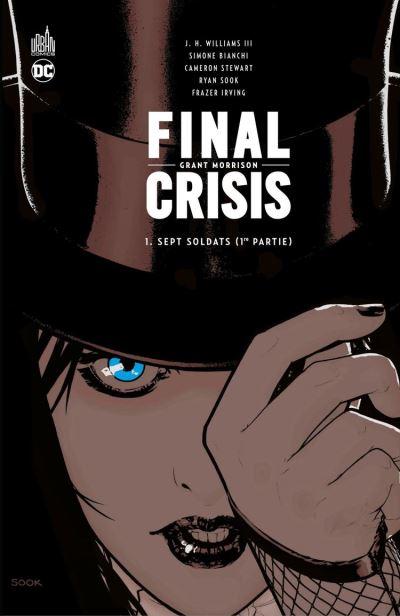 Final Crisis - Sept Soldats (1ère partie) - 9791026838432 - 14,99 €