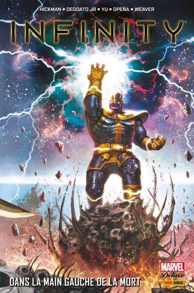 Infinity (2013) T02 - Dans la main gauche de la mort - 9782809488517 - 21,99 €