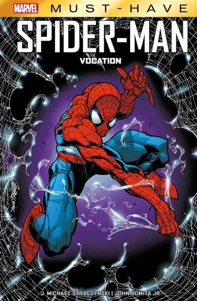 Best of Marvel (Must-Have) : Spider-Man - Vocation - 9782809499551 - 9,99 €