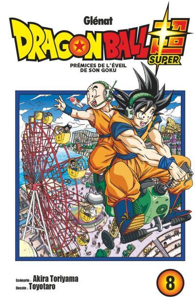 Dragon Ball Super - Tome 08 - 9782331044298 - 4,99 €