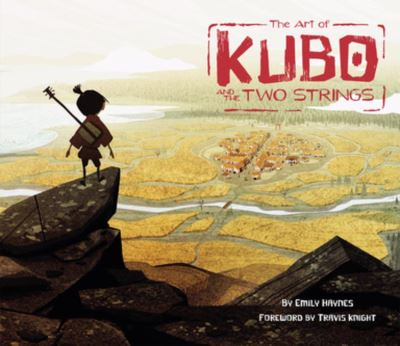 The Art of Kubo and the Two Strings - 9781452157016 - 21,93 €