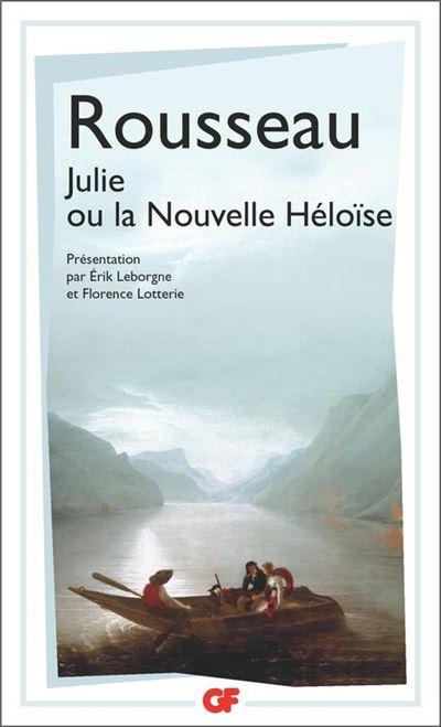 Julie ou La Nouvelle Héloïse - 9782081467873 - 11,99 €