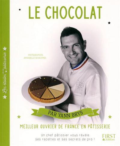 Les étoiles de la pâtisserie : Le Chocolat - 9782754081986 - 6,99 €