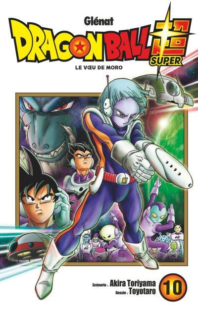 Dragon Ball Super - Tome 10 - 9782331048579 - 4,99 €
