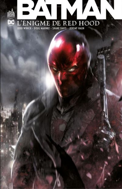 Batman - L'énigme de Red Hood - Intégrale - 9791026831952 - 14,99 €