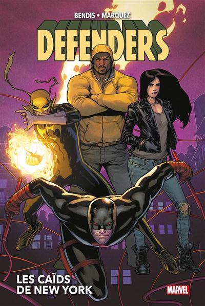 Defenders : Les caïds de New York - 9791039102964 - 21,99 €