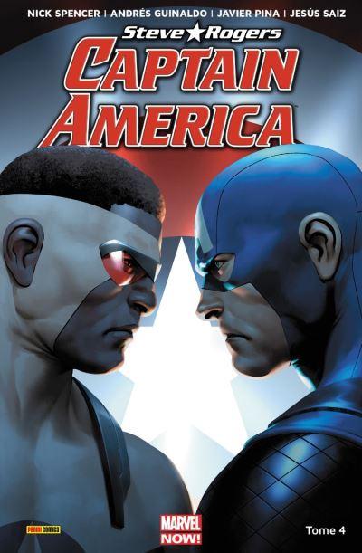 Captain America : Steve Rogers T04 - Secret Empire - 9782809482041 - 10,99 €