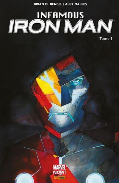 Infamous Iron Man (2016) T01 - Rédemption - 9782809480450 - 10,99 €