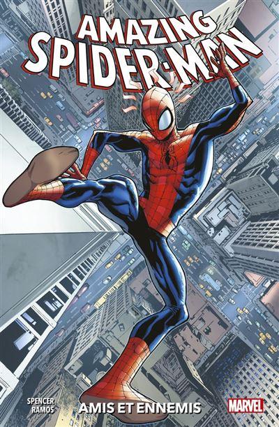 Amazing Spider-Man (2018) T02 - Amis et ennemis - 9782809494754 - 11,99 €