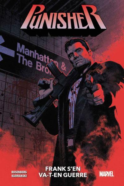 Punisher T01 - Frank s'en va-t-en guerre - 9782809488418 - 11,99 €