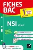 Fiches bac NSI 1re générale (spécialité) - Bac 2022 - Nouveau programme de Première