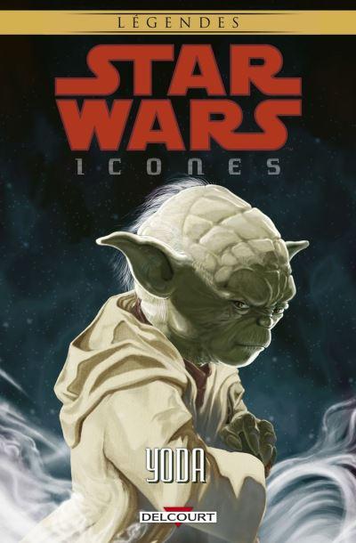Star Wars - Icones T08 - Yoda - 9782413022879 - 10,99 €
