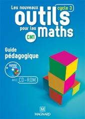 Les Nouveaux Outils pour les Maths CM1 (2016) - Guide pédagogique avec CD-Rom (2016) d'Isabelle Petit-Jean