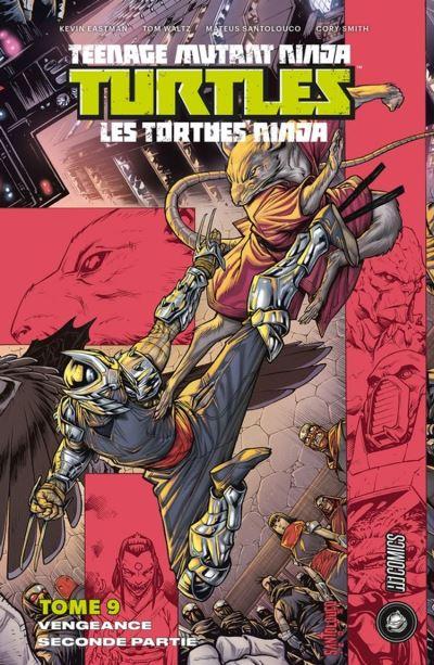 Vengeance - Seconde partie - Les Tortues Ninja - TMNT, T9 - 9782378872366 - 9,99 €