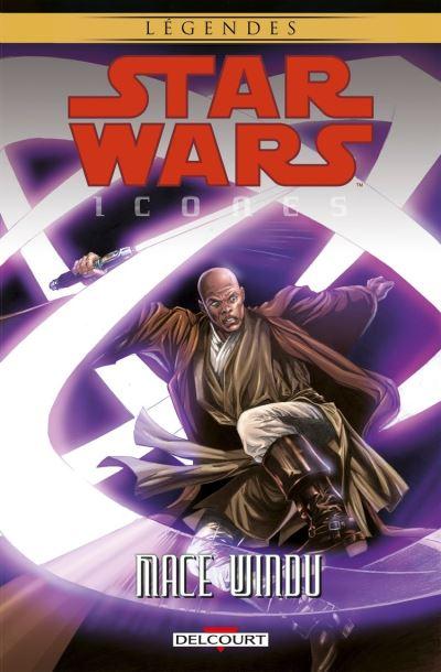 Star Wars - Icones T09 - Mace Windu - 9782413023234 - 10,99 €