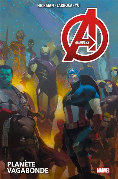 New Avengers (2013) T03 - Planète vagabonde - 9782809496086 - 21,99 €