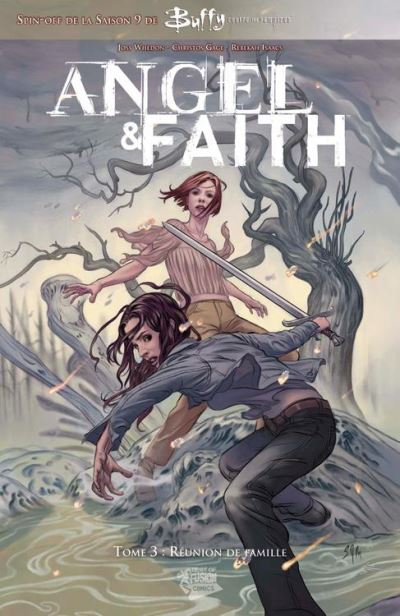 Buffy: Angel et Faith T03 - Réunion de famille - 9782809437133 - 8,99 €
