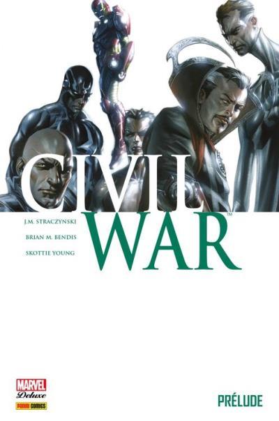 Civil War T00 - Prelude - Prélude - 9782809461480 - 19,99 €