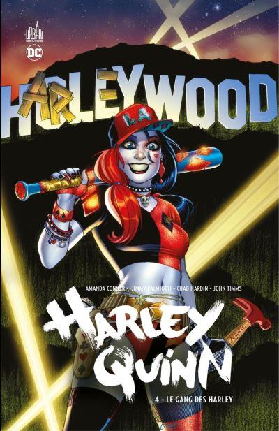 Harley Quinn - Volume 4 - Le gang des Harley - 9791026840077 - 9,99 €