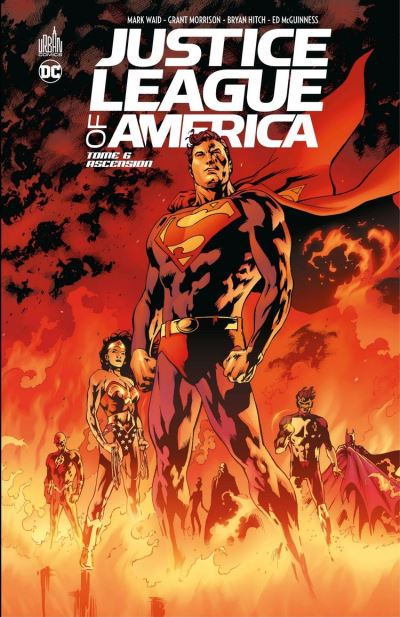 Justice League of America - Tome 6 - Ascension - 9791026835790 - 14,99 €