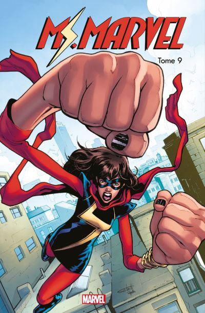 Ms. Marvel T09 - Le ratio - 9782809482461 - 13,99 €