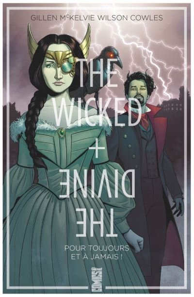The Wicked + The Divine - Tome 08 - 9782331048210 - 9,99 €
