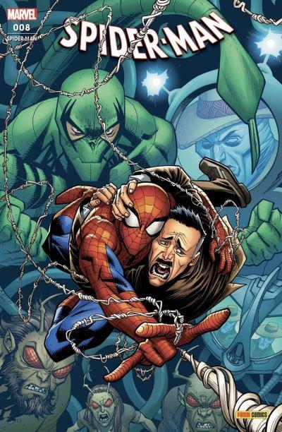 Spider-Man T08 - L'oeuvre d'une vie - 9782809486209 - 4,99 €